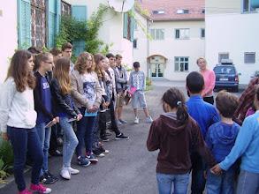 Photo: Segesvár - Dévai Szent Ferenc Alapítvány gyermekeivel