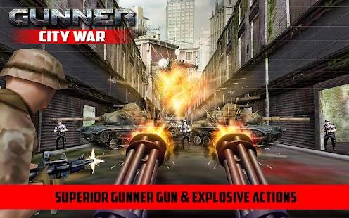 Gunner City War- screenshot thumbnail