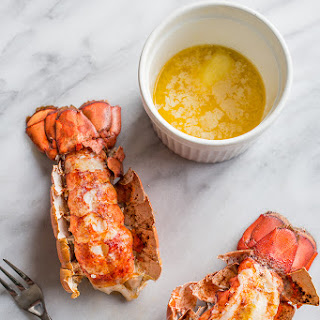 10 Minute Perfect Broiled Lobster Tails.