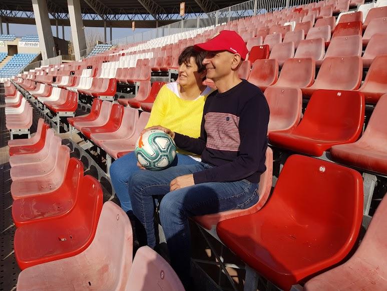 El Almería-Deportivo espera a Juanjo y Ana.