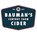 Logo for Bauman's Cider Co