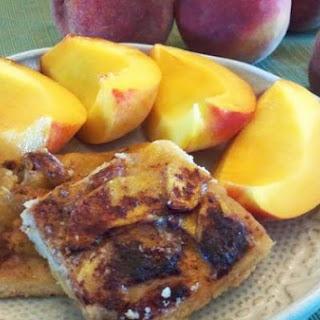 Papa's Favorite Peach Cake