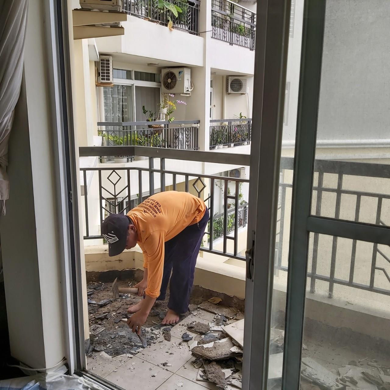Sửa nhà một cách nhanh chóng để đảm bảo cuộc sống của gia chủ