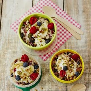 Dried Cherries Yogurt Recipes