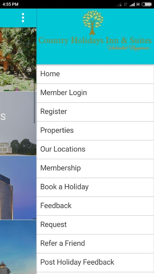Country Holidays Inn & Suites- screenshot