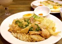 文文海南雞飯