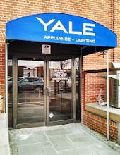 Photo: Yale Appliance + Lighting in Dorchester, MA proudly displaying their BBB Accreditation