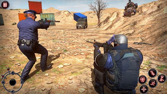 Battleground Survival Free FPS Shooting Game 2019 Screenshot