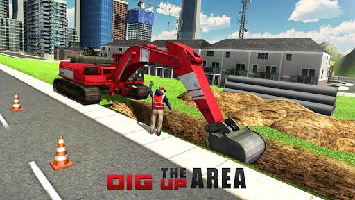 Heavy Excavator Simulator 2016  screenshots 1