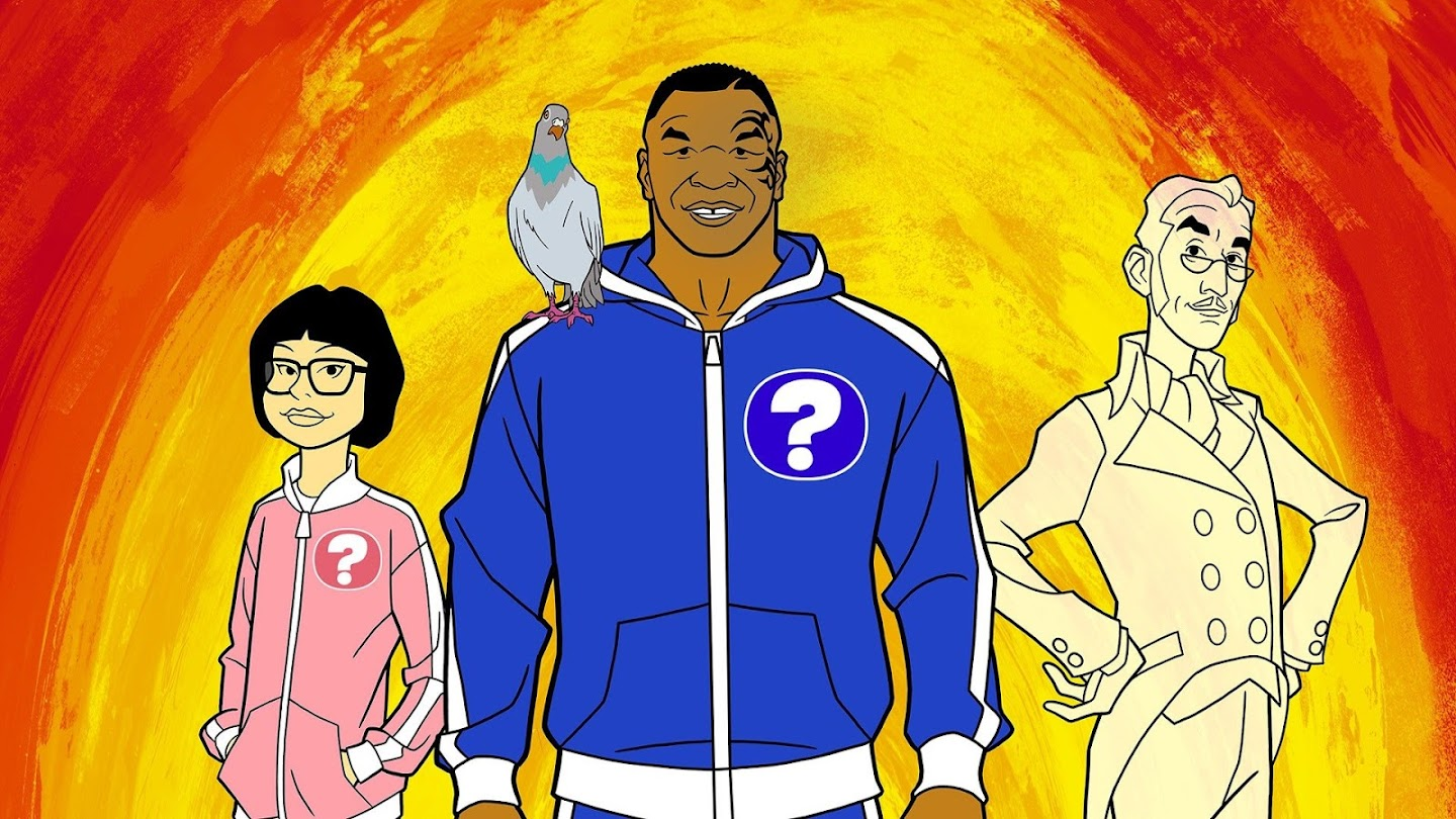 Watch Mike Tyson Mysteries live