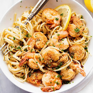 Lemon Scampi Recipes