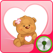 Sweet Bear - GO Locker Theme