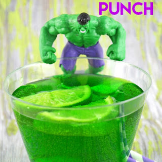 Incredible Hulk Punch