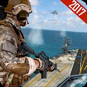 Navy Warship Sniper Shooting