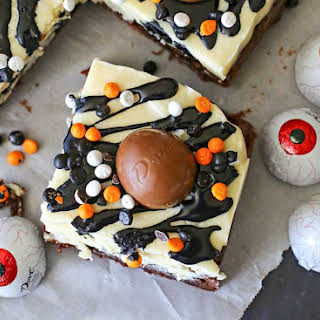 Halloween Brownies.