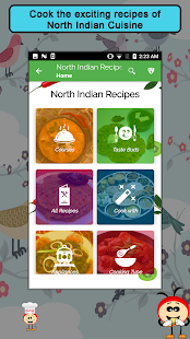 North Indian Recipes - náhled
