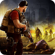 Zombie Shooter - walking dead zombie defense game