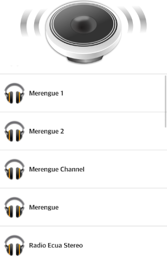 Merengue Radio