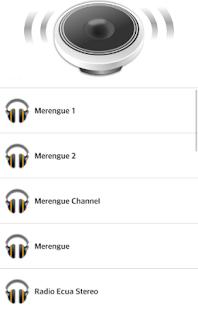 Merengue Radio - náhled