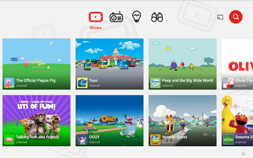 YouTube Kids v2.28.3