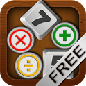 Manic Math Free icon