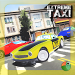 Extreme Taxi Simulator Racing Icon