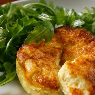 "Parmesan Sformato (Italian cheese ""flan"" or ""souffle"")"