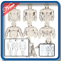 Learn to Draw : Human Bodies icon