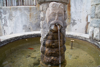 Photo: Water Fountain in Scala