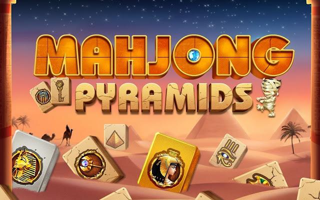 Mahjong Pyramids Online