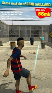 Urban Soccer Challenge Screenshot