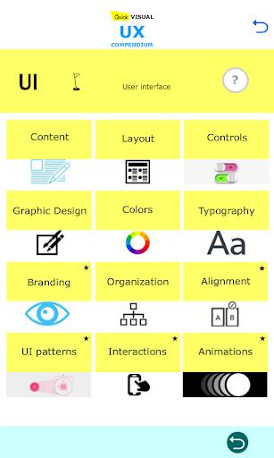 Quick Visual UX Design Full  screenshots 9