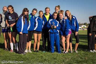 Photo: Awards: Varsity Girls - Division 2 - 2nd Place: Deer Park 44th Annual Richland Cross Country Invitational  Buy Photo: http://photos.garypaulson.net/p660373408/e46038ad6