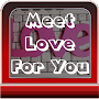 Meet love for you Chat APK icon