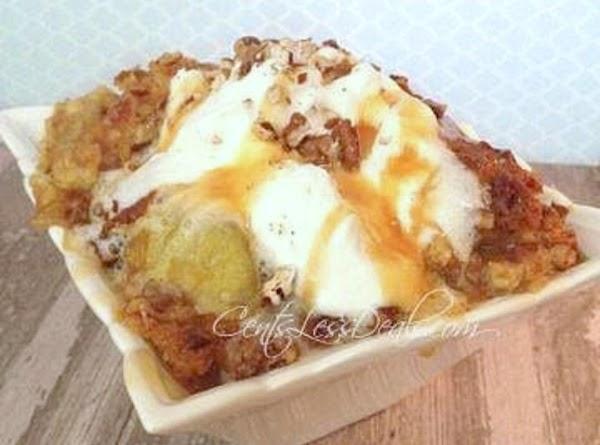 Caramel Apple Dump Cake Recipe With 4 Ingredients!