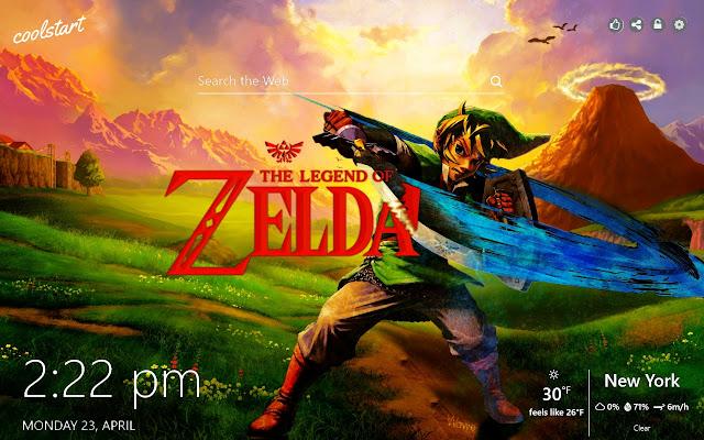The Legend of Zelda HD Wallpapers Games Theme