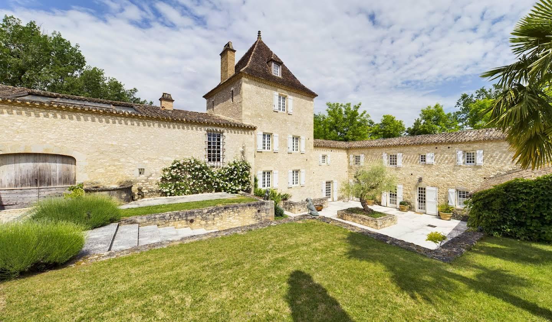 Maison avec terrasse Monflanquin
