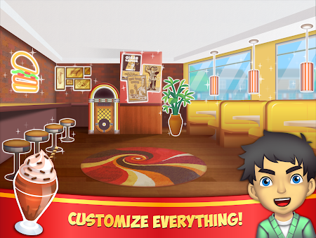 My Burger Shop 2 - Food Store 1.1 screenshot 100170
