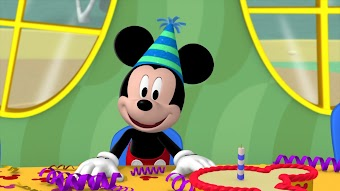 Mickey's Happy Mousekeday