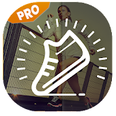 Pedometer PRO - Count Step, Calories