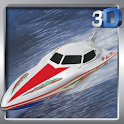 Speed Boat Racing 3D icon