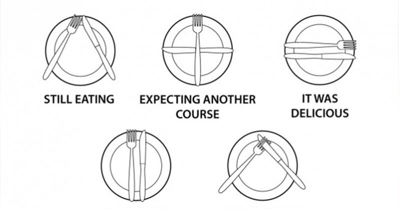 10 rules of etiquette that everyone in the world needs to know about