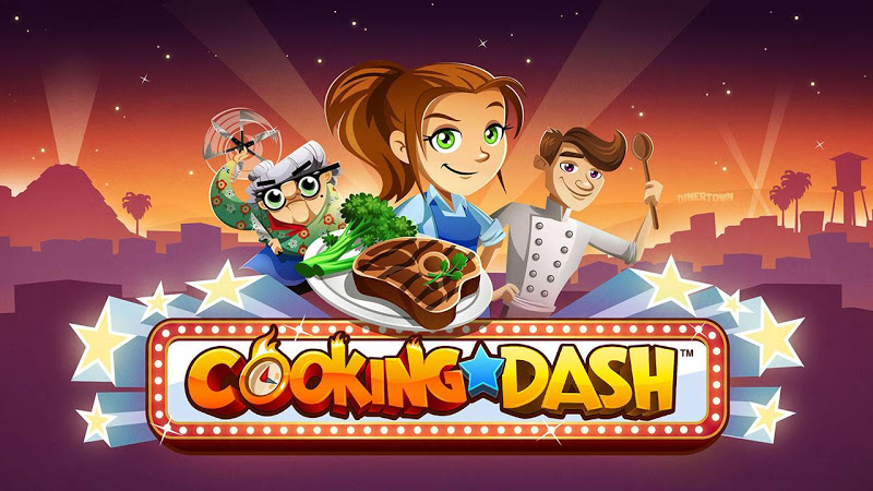 COOKING DASH 2016 v1.35.7 [Mod]