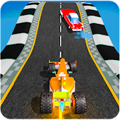 Mini Car Racing Impossible Track Driving Adventure Android APK Download Free By Caffe De Gamers