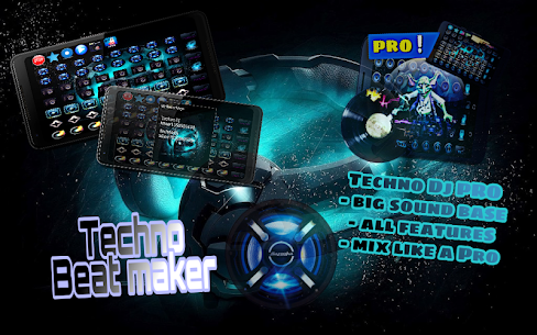 Techno Beat Maker – PRO 5