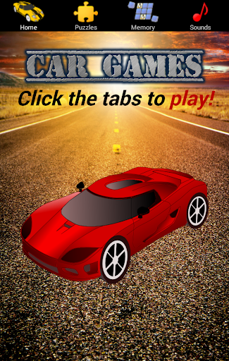 Car Games for Kids Free