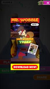 Mr Wobble Man Boss 1.0.1 APK + Mod (Free purchase) إلى عن على ذكري المظهر