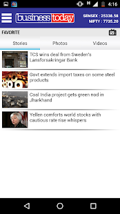 Business Today- screenshot thumbnail