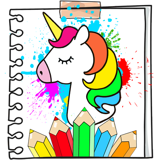 Kawaii Unicorn Coloring Book Apps On Google Play