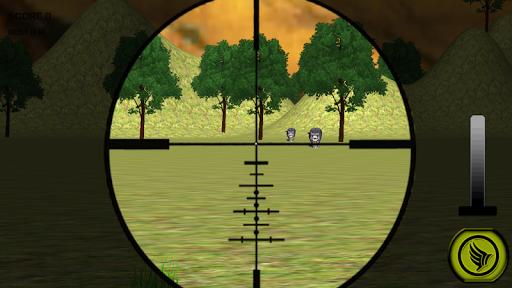 Leopard Hunter Jungle Sniper